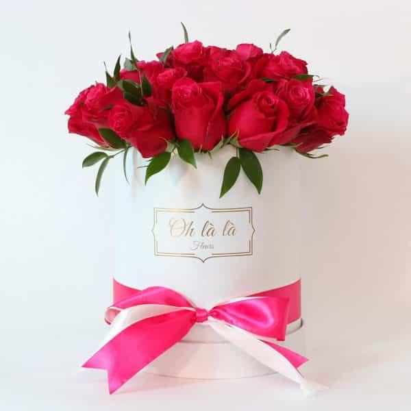 Roses Grand - boxy, donáška kvetov Bratislava