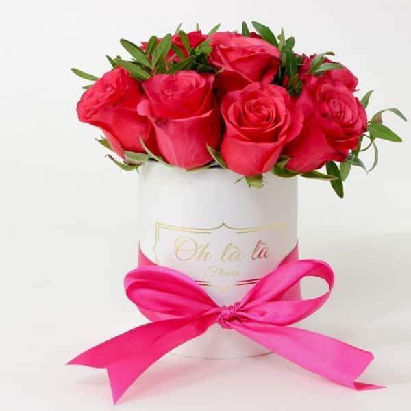 Roses Petit - do 2 hod. - do-2-hodin, donáška kvetov Bratislava