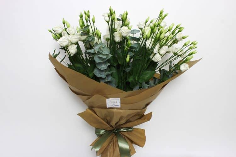 Bouquet de lisianthus - kytice, donáška kvetov Bratislava