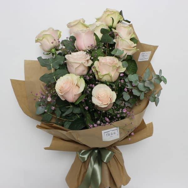 Bouquet de roses - kytice, donáška kvetov Bratislava