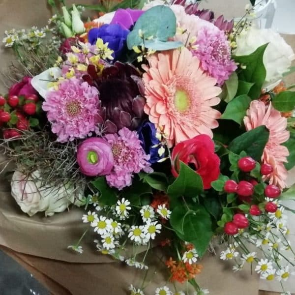 Kytica na želanie - iba osobný odber - do 2 hod. - do-2-hodin, donáška kvetov Bratislava