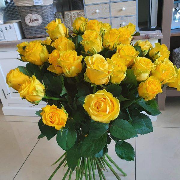 Bouquet de roses pures coloré - iba osobný odber - do  2 hod. - do-2-hodin, donáška kvetov Bratislava